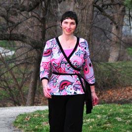 patient testimonial by Christina McGinnis