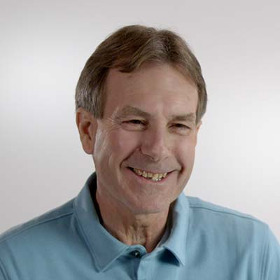 patient testimonial by Rick Osborne