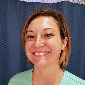 employee testimonial by Kristen W